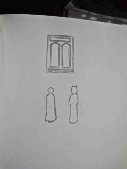 3d drawing in progress sketchbook1